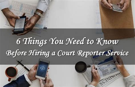 things to know before you choose to rock a tapered afro 6 things you need to know before hiring a court reporter