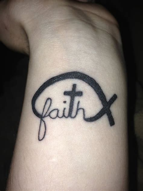 christian tattoos on wrist 11 best faith biblical tattoos for images on