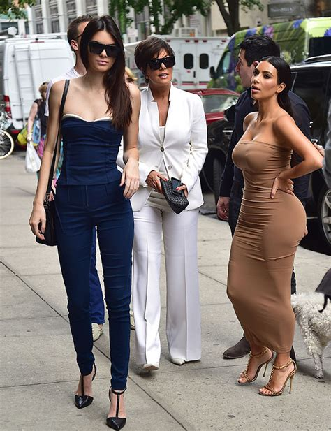 nudo hair west street kim kardashian teams skin tight nude dress with a hardhat