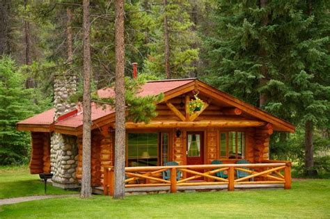 Jasper Rental Cabins by One Room Cabin Photos