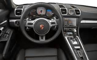 Porsche Dashboard 2013 Porsche Boxster S Dash Photo 7