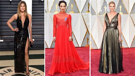 Oscars Trend On by Oscars 2017 Carpet Trends Fashionista