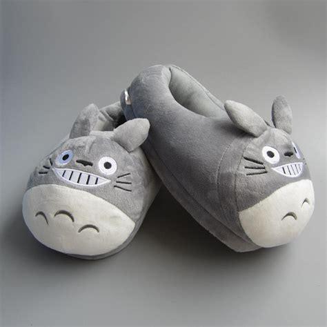 totoro slippers my totoro slippers figure plush slipper