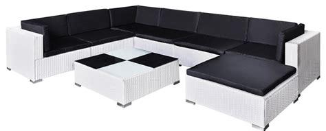 divano rattan bianco soggiorno angolare benvenuti su sandro shop