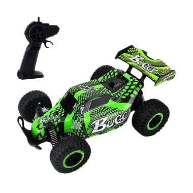 Mainan Mobil Rc Cheetah King racer rc mobil rock crawler herocar multi colour