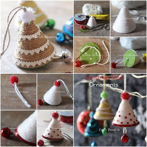 how to make twine tree ornaments pictures photos and images for