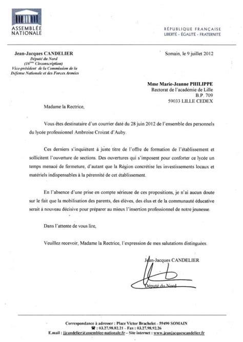 lettre dexcuse pour conseil de discipline