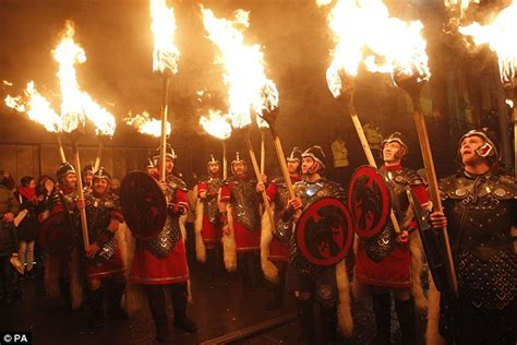 the vikings are coming and so is hogmanay scotland gears
