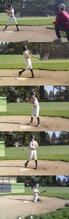 bat swing trick improve hitting with softball hitting drills softball bats