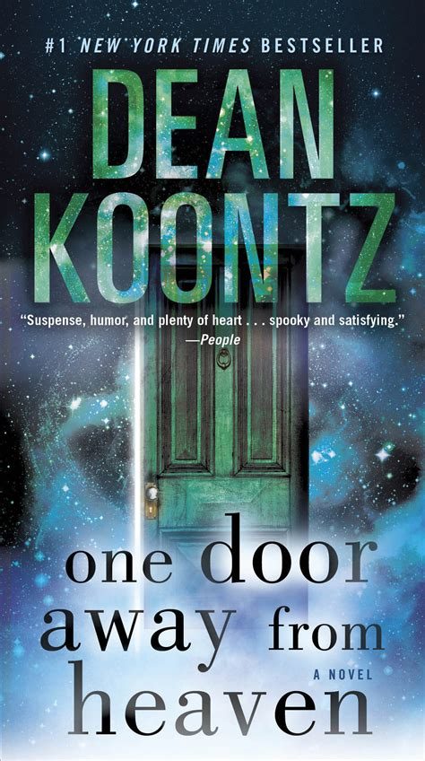 one station away a novel books one door away from heaven dean koontz