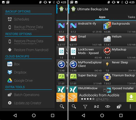 best backup app die besten backup apps f 252 r android androidpit