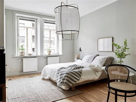 bedroom swedish apartment