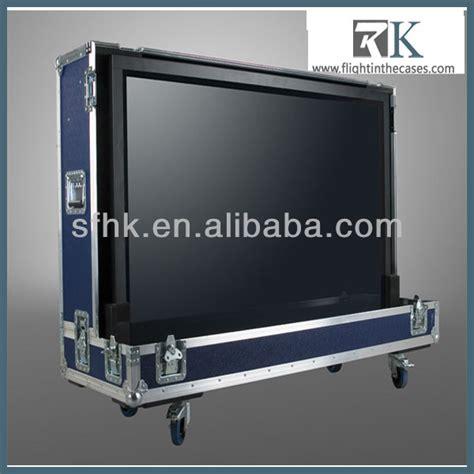 alibaba flight rk customize lcd flight case for imac plasma tv screen