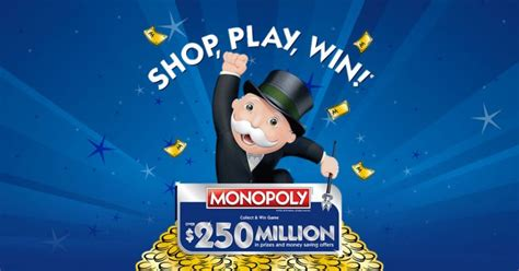 Safeway Monopoly Sweepstakes - monopoly game at safeway 2018 shopplaywin com winzily