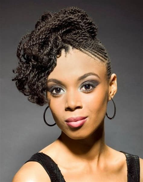 twist hairstyles for black women braid hairstyles for black women stylish eve