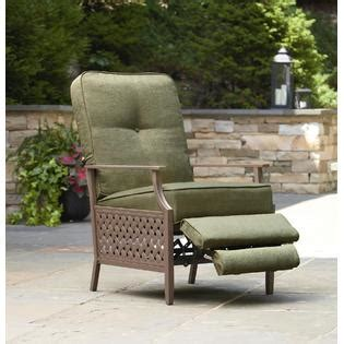 la z boy parker recliner outdoor living patio