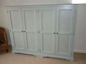 bespoke painted eaves wardrobe wardrobes buy pine