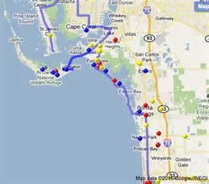 florida gulf coast maps optimus 5 search image map of florida gulf coast