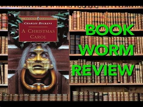 a review of a christmas carol in northport a christmas carol bookworm review youtube