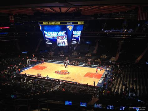 section 213 madison square garden madison square garden section 213 new york knicks