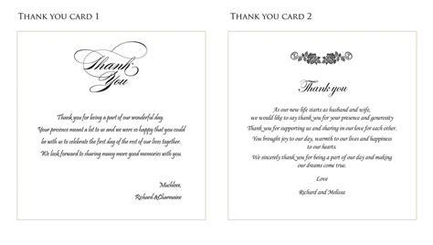 wedding thank you card ideas fortworthweddingmall thank you notes wedding