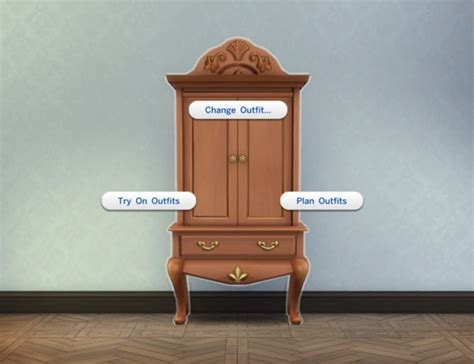 princess armoire sea princess armoire by plasticbox at mod the sims 187 sims 4 updates