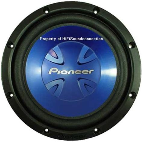 Speaker Subwoofer 150 Watt pioneer ts w301r car audio 12 quot 150 watt subwoofer speaker