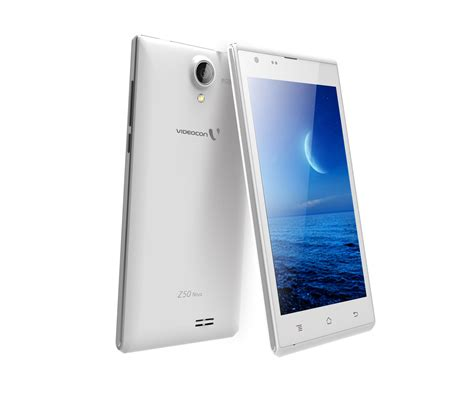 nava mobili videocon mobile launches infinium z50 for rs 5 999
