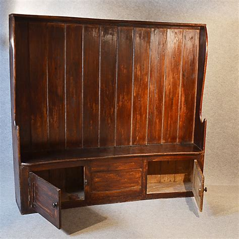 antique settle bench antique settle bench seat country antiques atlas