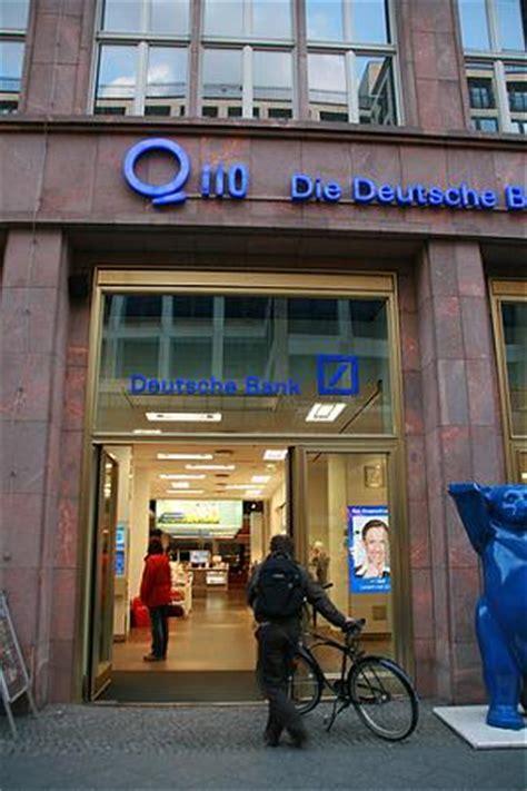 deutsche bank schwedt q110 die deutsche bank der zukunft berlin