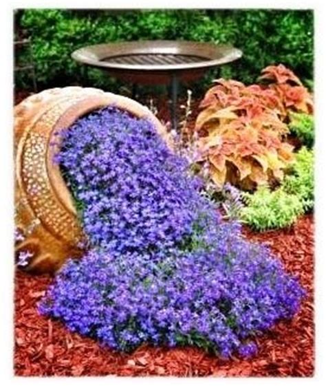 best flowers for garden spilling flowers 100 container garden ideas for arkansas