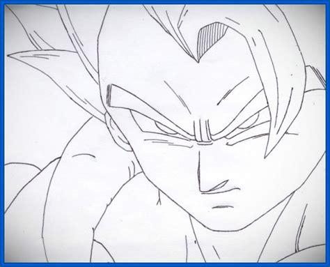 imagenes para dibujar a lapiz faciles de dragon ball dibujos de dragon ball faciles archivos dibujos de