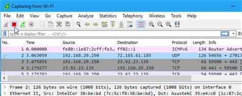 wireshark tutorial promiscuous mode how to use wireshark to capture filter and inspect packets