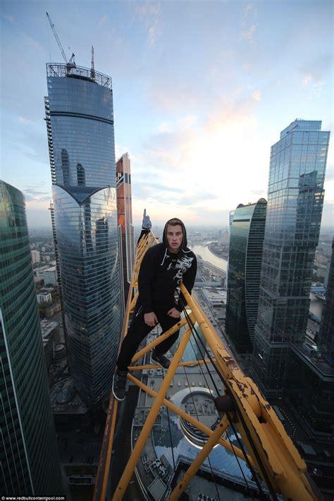 ultimate selfies  scaling giant skyscrapers