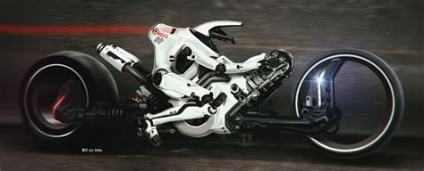 Motorrad I Robot by Motorcycle Concepts By Paul Denton Car Design And