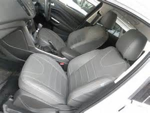 Car Seat Covers For Ford Kuga Ford Kuga Faux Leather Car Seat Covers And Retrim