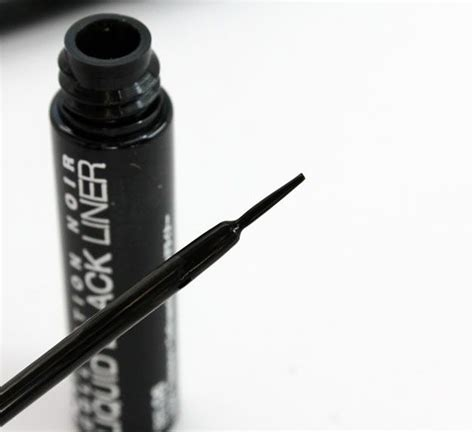 Eyeliner Liquid Nyx nyx professional makeup collection noir liquid black liner