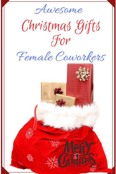 awesome christmas gift ideas female coworkers would love