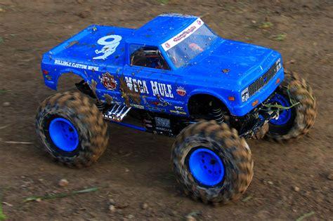 mega truck mega mule mega truck 171 trigger king r c radio