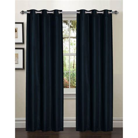bella luna curtains bella luna semi opaque galaxy 84 in l room darkening