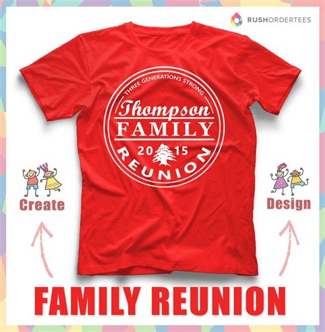 design mug reuni family reunion t shirt design idea s create a custom