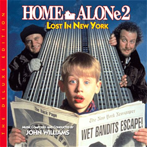 home alone 2 deluxe edition soundtrack 1992