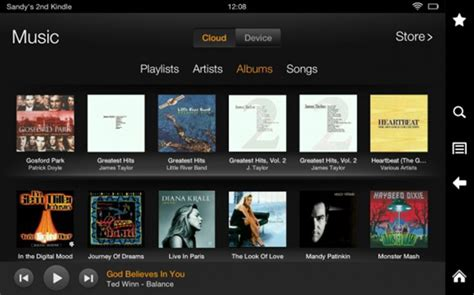 amazon kindle song how to play apple on kindle tablet sidify