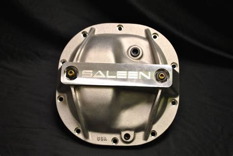 ford mustang aluminum 8 8 differential cover ebay