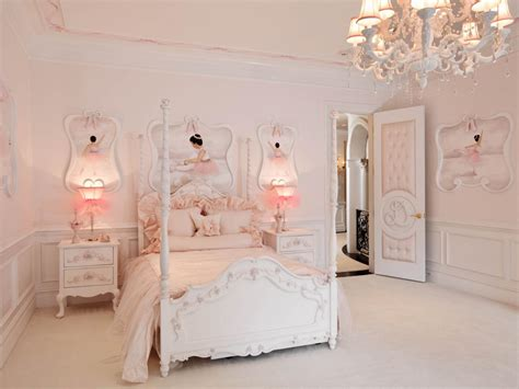 Ballerina Bedroom | kids ballerina bedroom dahlia mahmood hgtv