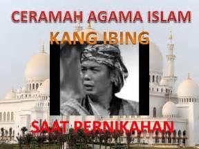 Download Mp3 Ceramah Islam Lucu | ceramah lucu bahasa sunda kang ibing judul saat pernikahan
