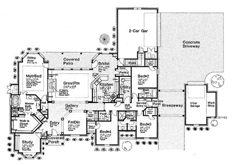 one level house plans 301 moved permanently