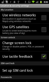 turn on location services android posting images how to stay safe