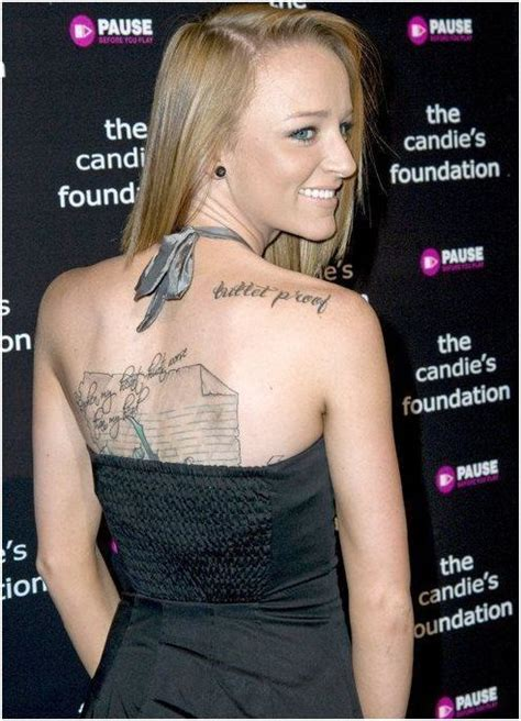 celebrity complex meaning the meaning of every maci back tattoo only tattoos