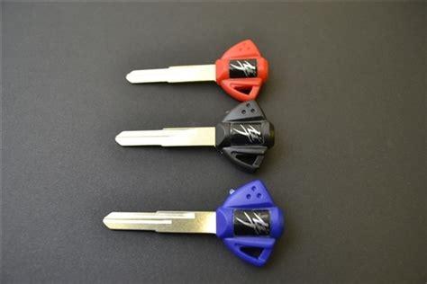 Suzuki Motorcycle Key Replacement Suzuki Motorcycle Key Replacement Hayabusa Logo